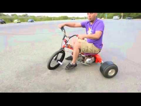 Drift Trike | Два колеса