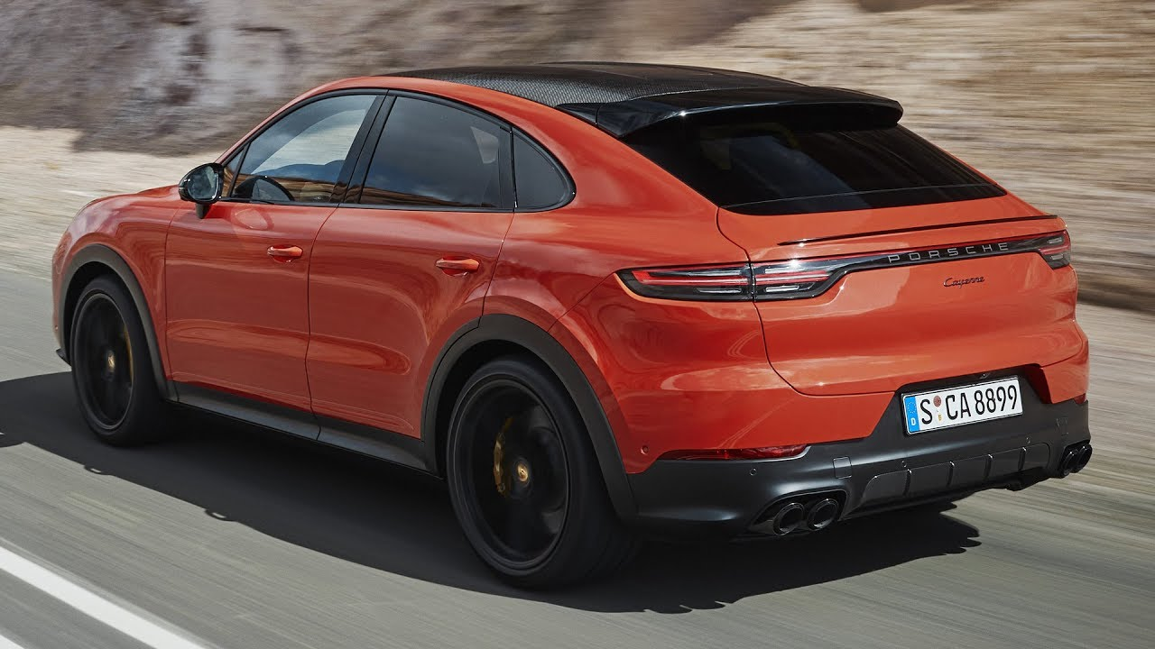 2020 Porsche Cayenne Coupe Price, Redesign >> 2020 Porsche Cayenne Coupe Top Speed