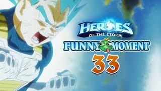 【Heroes of the Storm】Funny moment EP.33