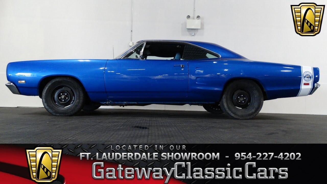 #162 FTL - 1969 Dodge Coronet 440 440 CID V8 4-Speed Manual - YouTube