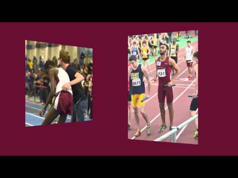 Franklin Pierce University, Track Team Animation.