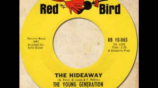 THE YOUNG GENERATION - The Hideaway [Red Bird 10-065] 1964