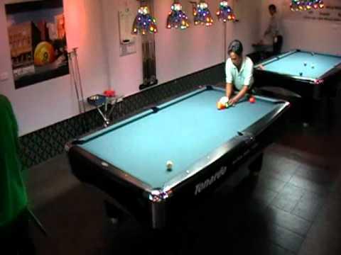 Bảo Bình Club: Vòng 1/16 giải pool 9 bi T11/2011 (Thành Kiên - Phan Hoàng)