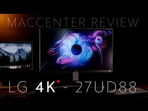 Màn hình LG 4K 27UD88 - Mac Center Review