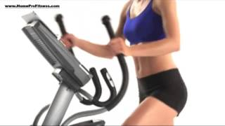 Nautilus E616 Review | Nautilus Elliptical Trainer Review