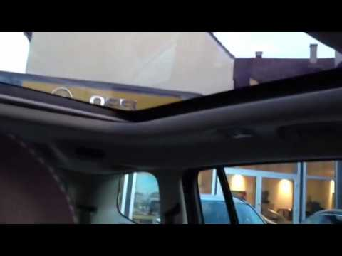 das panoramadach des opel zafira tourer youtube. Black Bedroom Furniture Sets. Home Design Ideas