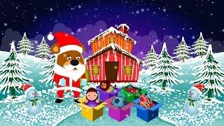 voici monsieur père noël | chants de Noël | joyeux Noël