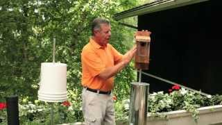 Bluebird predator guards - protect your Bluebird nest