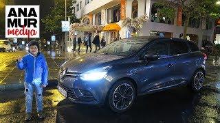 Renault Clio Sport Tourer 2019 Gece Baba Oğul Test