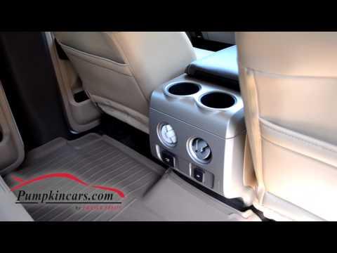 2011 FORD F150 LARIAT 4X4 V8 5 0L