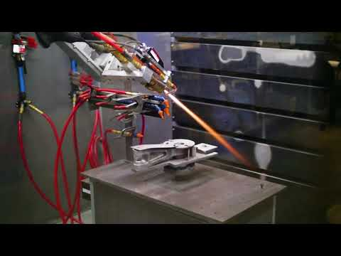 Mingo Aerospace - The New HVOF Thermal Spray Booth