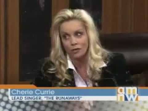 Cherie Currie-Neon Angel: A Memoir of a Runaway Interview