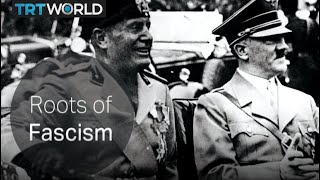How did the end of World War One pave the way for the rise of fascism?