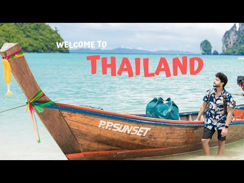 Thailand   Phi Phi Islands   Travel Video#2 (Gopro Hero7)