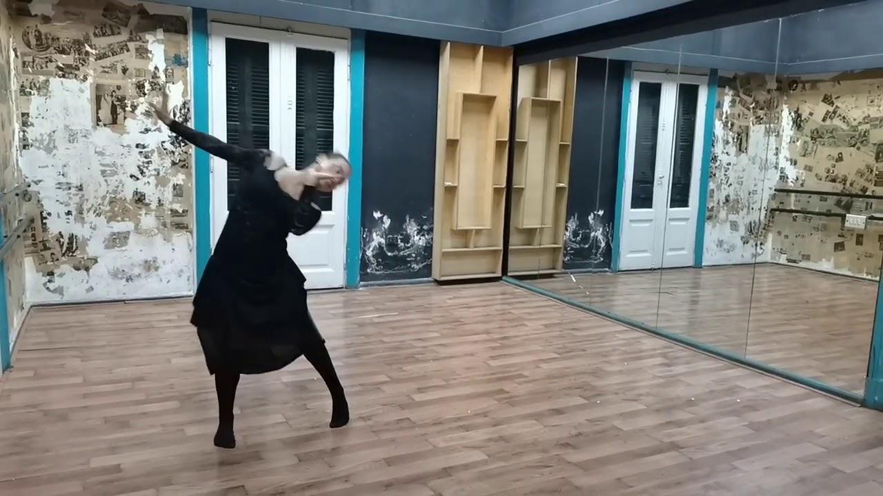 رقص شرقي كلاسيكي راقي مع أوشي