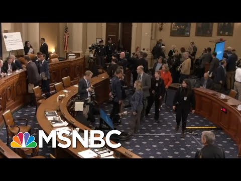 McCaskill: 'Shut Up About The Hearsay If You're Blocking All The Witnesses' | MSNBC