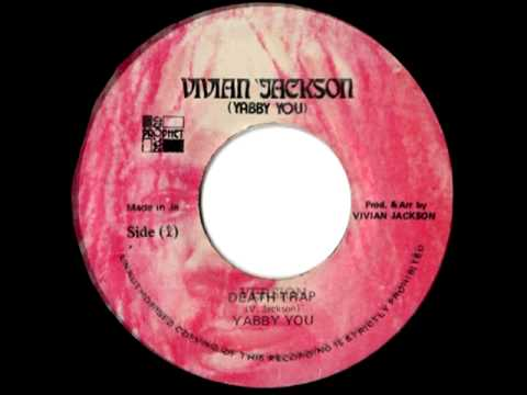 TOMMY MC COOK   Death trap + version 1975 Vivian Jackson