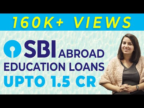 #SBI #EducationLoan For Abroad Studies | Ep #5 (2019)