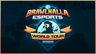 Brawlhalla World Tour Updates