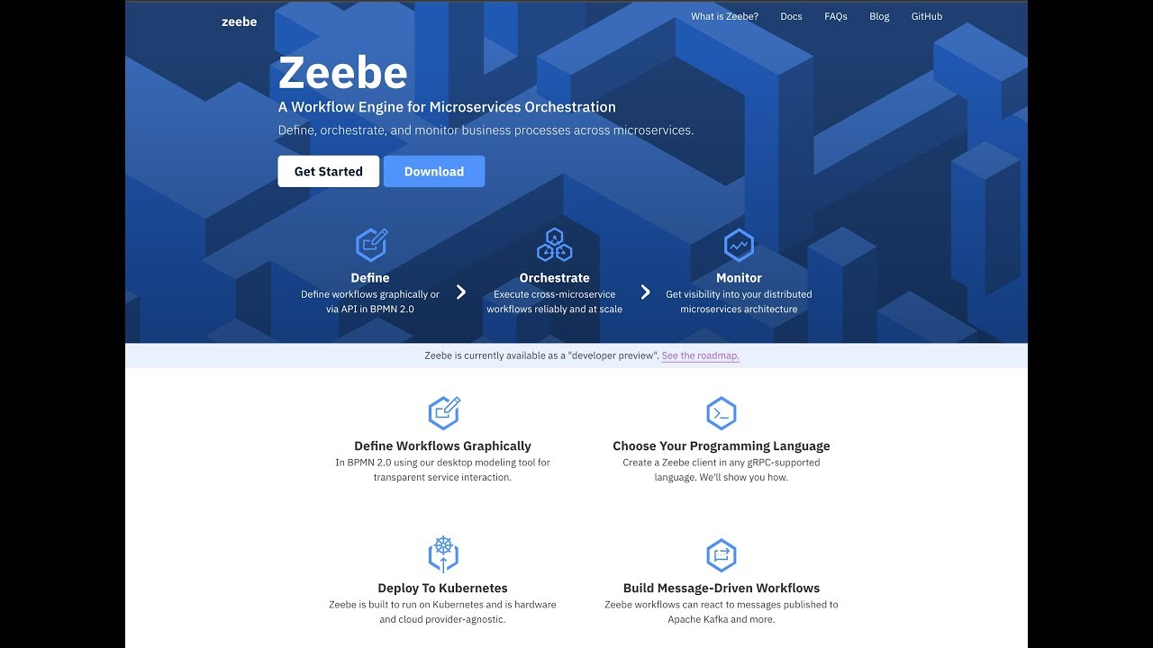 Getting Started with Zeebe: Java Edition