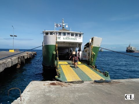 Sea Travel: Dumaguete City to Siquijor