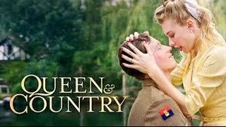 Queen and Country (2015) with Caleb Landry Jones, Pat Shortt, Callum Turner Movie