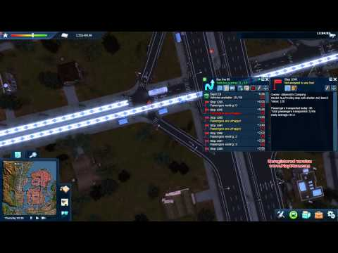 CIM2 Cities in Motion 2 - Elevated Inner City Highway