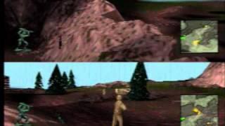 3 Strange Things in Army Men 3D