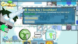 Getting Focused Eyes (1 Growtoken =  1 DL)😱 | Growtopia