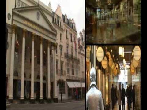 The Cavendish London Hotel, Jermyn Street, St. James's, Lodon, London City Centre Accommodation.