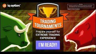 IQ Option Tournaments (Hindi) Tutorial | Extreme Trading