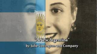 "♥ ""The New Argentina"" (""Evita"") - Julie Covington & Company"