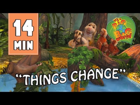 """It's a Big Big World 