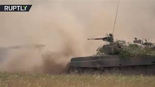 NATO allies conclude Saber Strike-18 military drills in Poland