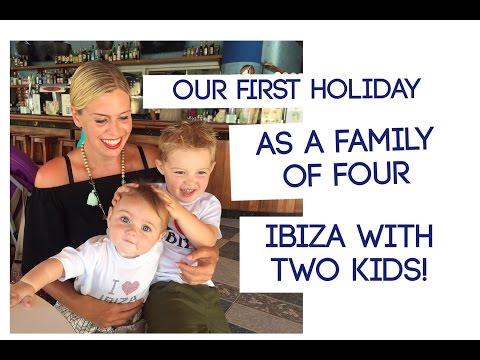 Ibiza with Two Kids: Our First Holiday as a Family of Four
