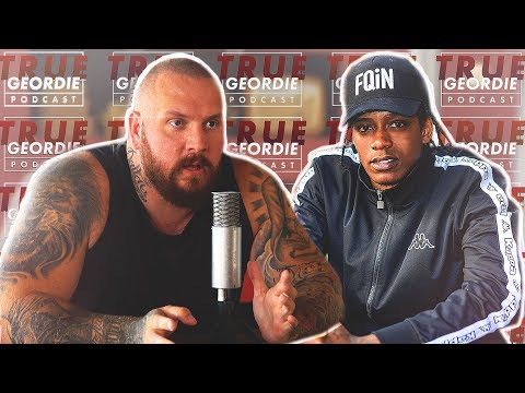 NILE RANGER | True Geordie Podcast #104