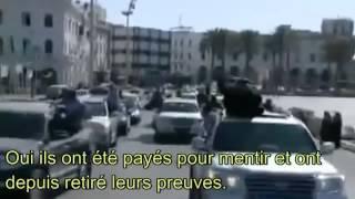 La Vérité sur la Libye de Kadhafi (  video bloquée dans certains pays )