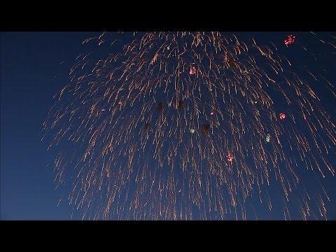 2014 富士山世界遺産まつり大花火大会 ダイジェスト