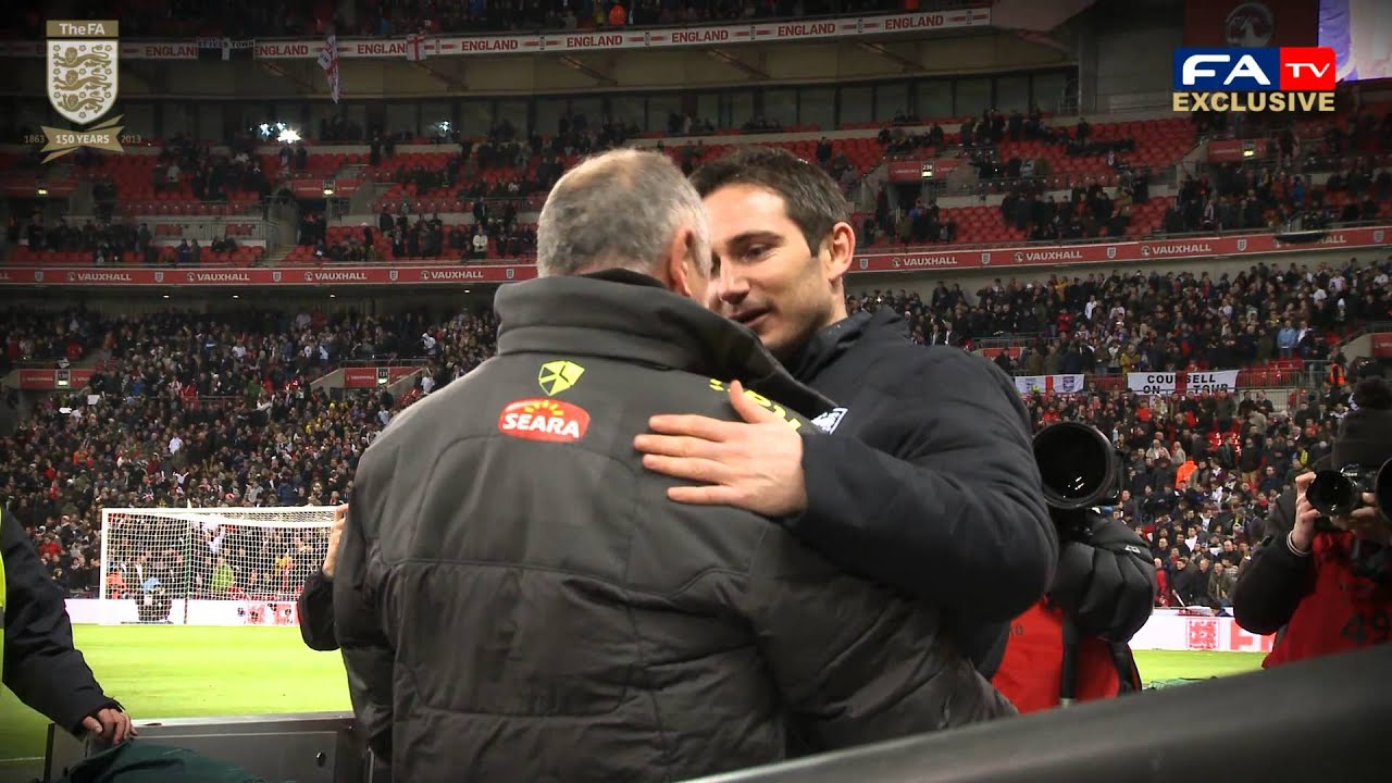Download England 2-1 Brazil, Tunnelcam at Wembley 06.02.13