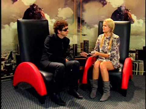 La entrevista HOT a Gustavo Cerati   Distrito Federal, México (03.09.2009)