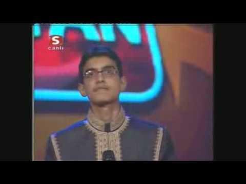 7.Türkçe Olimpiyatları  - pakistan  muhammad salman