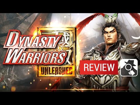 DYNASTY WARRIORS: UNLEASHED | AppSpy Review