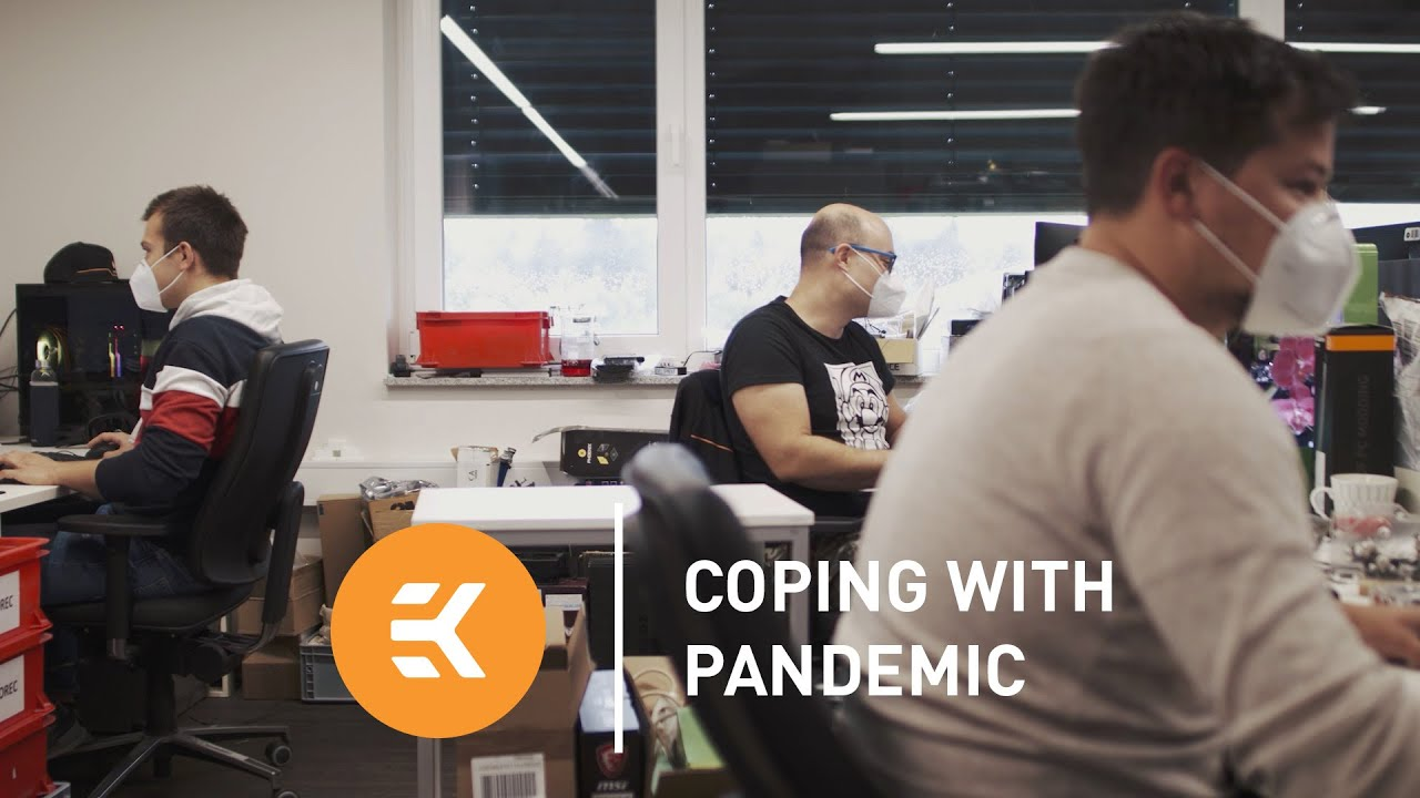 Coping With Pandemic – How EK's Leadership Overcame the Obstacles