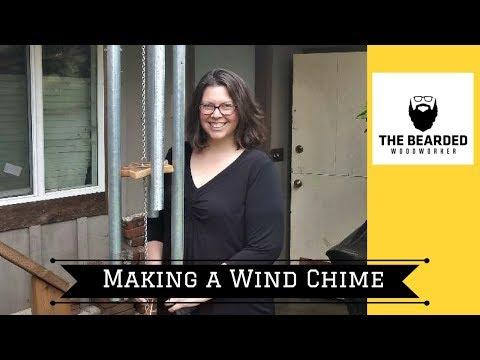 Making a Wind Chime