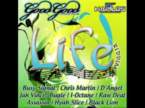 LIFE RIDDIM MIXX BY DJ-M.o.M JAH VINCI, I-OCTANE, BUSY SIGNAL, AGENT SASCO, BUGLE and more