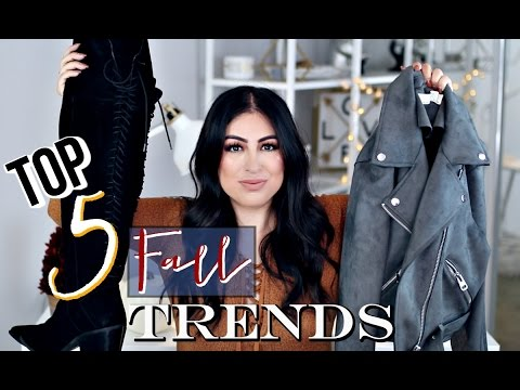 Best Affordable Fashion Trends to Follow: Fall 2016