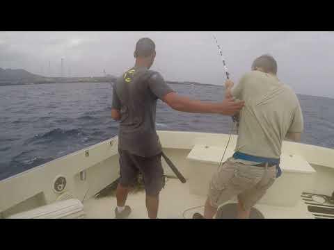 Ascension Island Full Wahoo Fishing