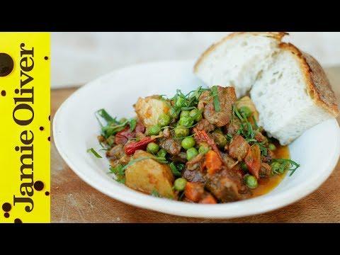 Gennaro's Classic Italian Lamb Stew