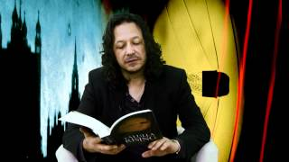 Glen Duncan reading from TALULLA RISING