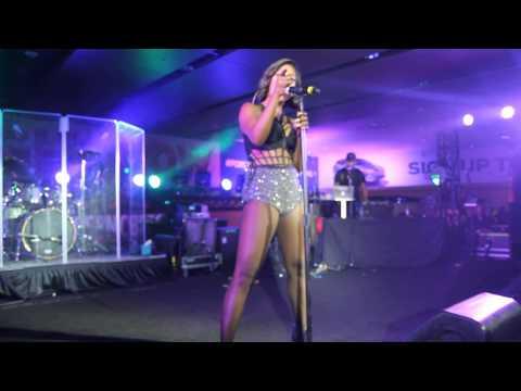 Sevyn Streeter Performing Aaliyah's
